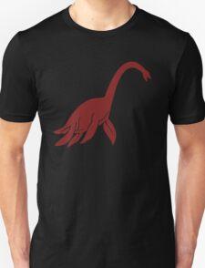 Sea Monster Loch Ness Unisex T-Shirt