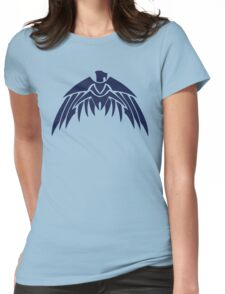 Eagle Symbol Womens Fitted T-Shirt