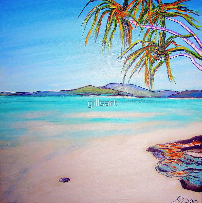Whitsunday Dream  by gillsart