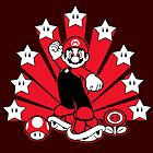 Mario by SJ-Graphics