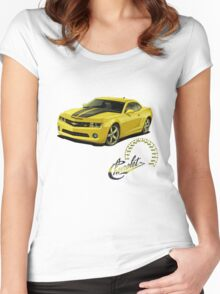 car4 Women's Fitted Scoop T-Shirt
