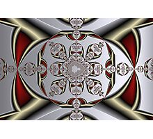 Shield of Complexity Photographic Print