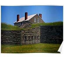 Fort Ontario House Poster