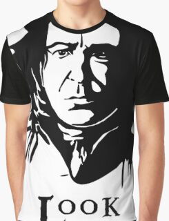 Che Snape - Fan Art Graphic T-Shirt