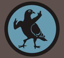 Pigeon Skank Kids Clothes