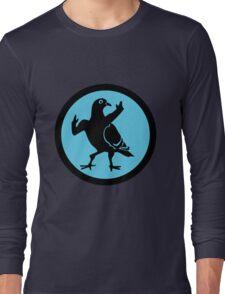 Pigeon Skank Long Sleeve T-Shirt