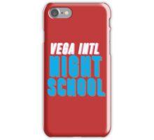 Vega Intl. Night School iPhone Case/Skin