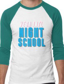 Vega Intl. Night School Men's Baseball ¾ T-Shirt
