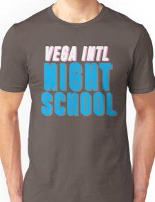 Vega Intl. Night School Unisex T-Shirt