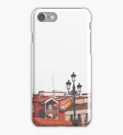 Calle Mayor iPhone Case/Skin