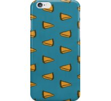 Cute Pumpkin Pie iPhone Case/Skin