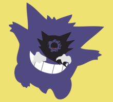 Gastly Inception by soraroks