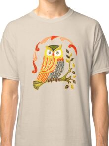 Lovely Cute Owl Classic T-Shirt