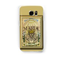 Holy Name of Mary Samsung Galaxy Case/Skin