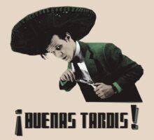 ¡Buenas TARDIS! by zackola