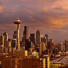 Cloudscrapers by Dan Mihai