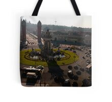 Placa Espana Tote Bag