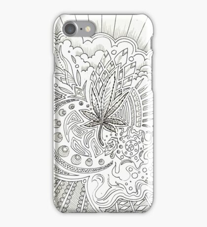 Holly Herb iPhone Case/Skin