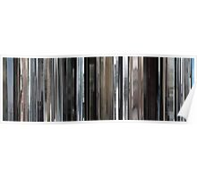Moviebarcode: Curling (2010) Poster