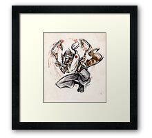 Rioichi Cooper Framed Print