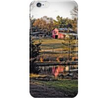The Barn iPhone Case/Skin