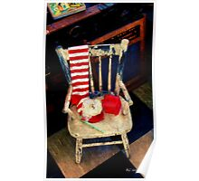 A Chair for Tiny Tim Poster