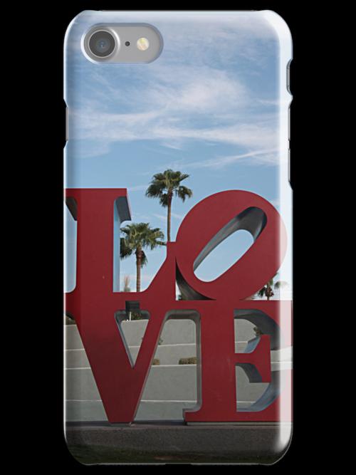 Love in Scottsdale #2 iPhone & iPod Case by Judi FitzPatrick