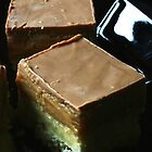 Salted Caramel Millionaire&#x27;s Shortbread by patjila