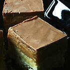 Salted Caramel Millionaire's Shortbread by patjila