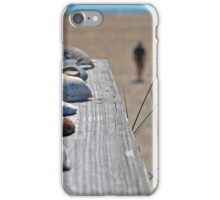 Shell Searching iPhone Case/Skin
