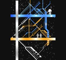 Mecha Maze in The Stars Unisex T-Shirt