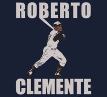 Roberto Clemente - Pittsburgh Pirates by oawan