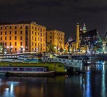 Brilliant Boats and Buildings by Paul Madden