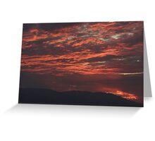 Winter - Light, Sky, Ocean III - Invierno - Luz, Cielo, Oceano Greeting Card