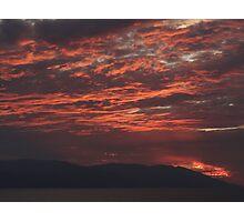 Winter - Light, Sky, Ocean III - Invierno - Luz, Cielo, Oceano Photographic Print