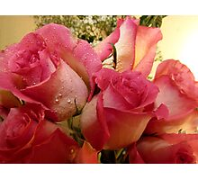 Pink is soooo Pretty~! Photographic Print