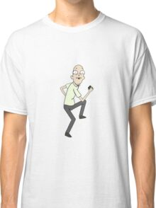 Rick and Morty - Personal space guy Classic T-Shirt