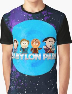Babylon Park Graphic T-Shirt