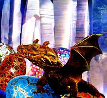 Dragons Lair, Falcor the Feared by AnimiDawn