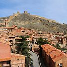 Albarracin, Aragon, Spain by Andrew Jones