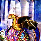 Dragons Lair, Pandora by AnimiDawn