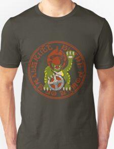 Beckoning Battle-Cat Unisex T-Shirt