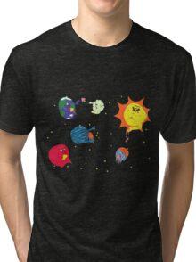 Cosmic Ice Cream Tri-blend T-Shirt