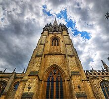 University Church Of St Mary The Virgin - Oxford, England by Yhun Suarez