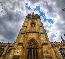 University Church Of St Mary The Virgin - Oxford, England by Yhun Suarez