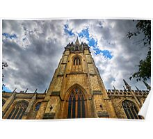 University Church Of St Mary The Virgin - Oxford, England Poster