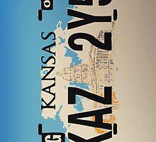 KAZ 2Y5 by favoritedarknes