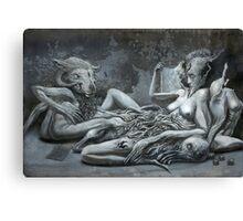 Daphne and Opollo Canvas Print