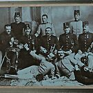 Nostalgic Art and Photography ..The Austro-Hungarian Army.(kaiserlich und königliche Armee) or k.u.k.  Anno Domini 1906. by Brown Sugar. by © Andrzej Goszcz,M.D. Ph.D