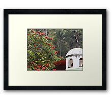 Urban Hinterland Of Puerto Vallarta - Alrededores De Puerto Vallarta Framed Print